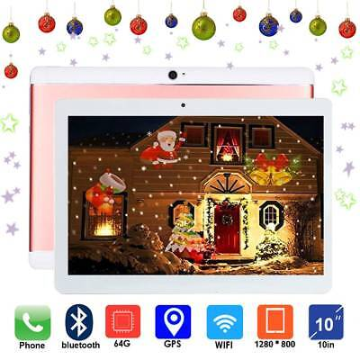 """10.1"""" Tablet PC 4G+64G Android 6.0 Octa-Core Doble SIM &Camera Phone Wifi"""