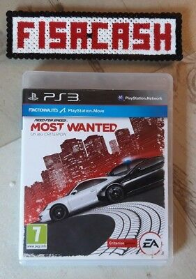 Need For Speed Most Wanted - Jeux PS3 / Sans Notice
