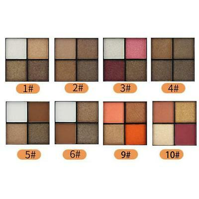 Eye Shadow Palette Huda Beauty Creations 18 Colors Eyeshadow Pigment Beautiful