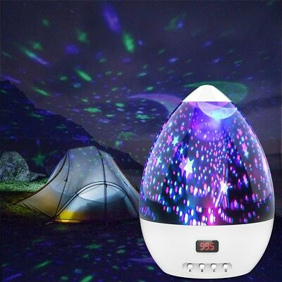 Baby kids children light Led night gift star Led projector badroom light comping