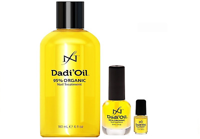 Dadi Oil Nail Treatment - 3.75ml, 15ml and 180ml - Choose Your Size!!