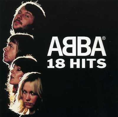 ABBA - 18 Hits [New & Sealed] CD