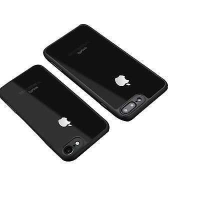 Shockproof Clear Bumper TPU Thin Case Cover Skin For iPhone 7/8 Plus Replacement