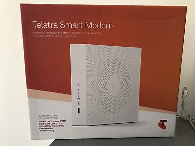Telstra Smart Modem