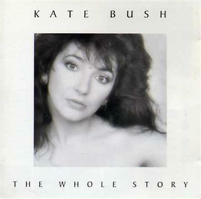 KATE BUSH The Whole Story CD Wuthering Heights  - Greatest Best Hits