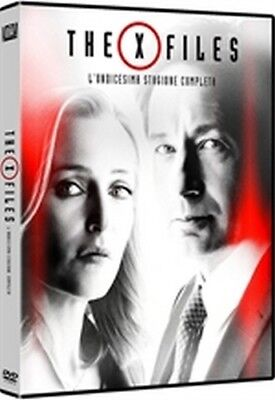The X-Files - Stagione 11 (3 DVD) - ITALIANO ORIGINALE SIGILLATO -