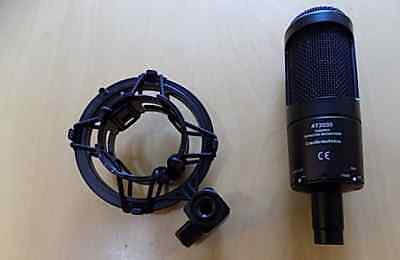 AudioTechnica AT2035 condenser microphone