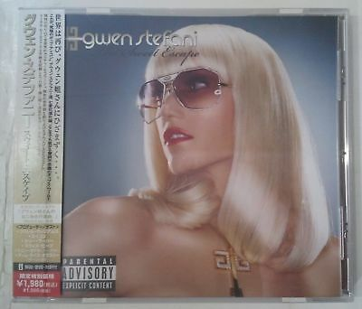 Gwen Stefani - The Sweet Escape [New & Sealed] Authentic Japanese CD 1st Issue
