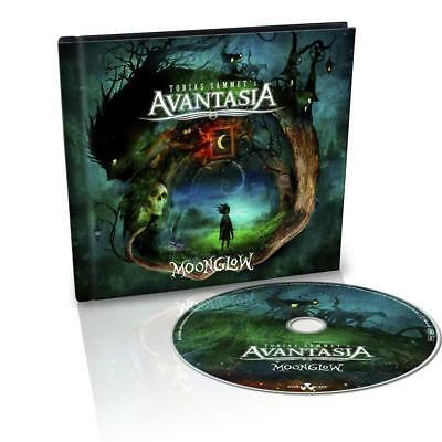 AVANTASIA 'MOONGLOW' CD (Ltd Digibook Edition + Bonus Track) (2019)