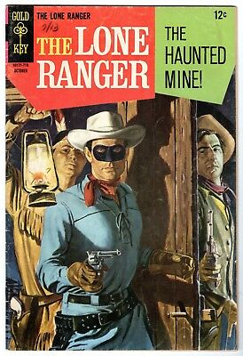 Lone Ranger #8, Fine Condition'