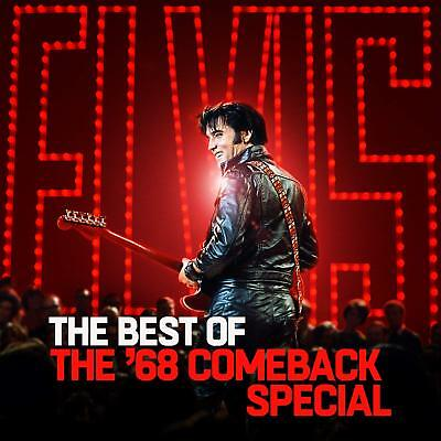 ELVIS PRESLEY 'THE BEST OF THE '68 COMEBACK SPECIAL' CD (15th Feb. 2019)