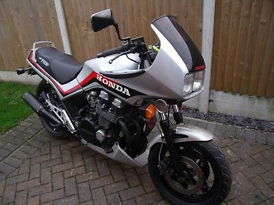 Honda Cbx750F  Spares/repairs Project Non Runner