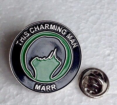 The Smiths Johnny Marr This Charming Man Pin Badge, Ala Minty, Connoisseur, Etc.