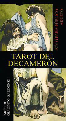 Decameron Tarot by Lo Scarabeo Staff (Cards,Flash Cards, Supplement) #20144