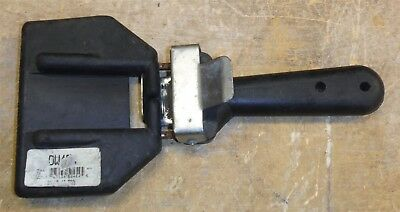 Kraft Tool DW451 Roundit Tool Drywall Finish Good Used Condition FREE SHIP t03