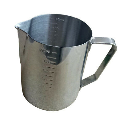 Candle Making Pouring Pot for Melting Wax Soap 900ML Stainless Steel Pitcher