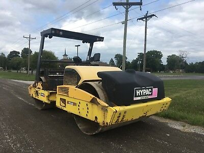 2008 Hypac C778D Vibratory Roller (Good running and working condition)