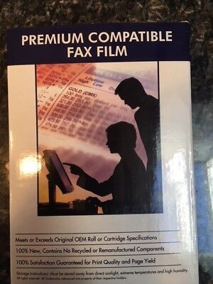 2 Pack Sharp Compatible UX15CR/FO15CR Imaging Film