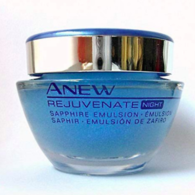 5~ Avon Anew Rejuvenate Night Sapphire Emulsion