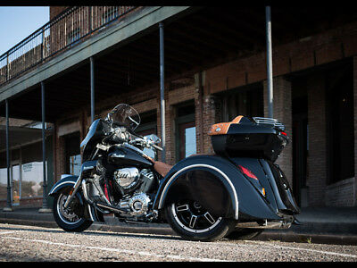 Indian Chief and Roadmaster Trike Conversions