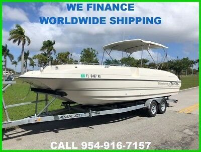 1998 Bayliner Rendezvous 2659! Fresh Water Boat!