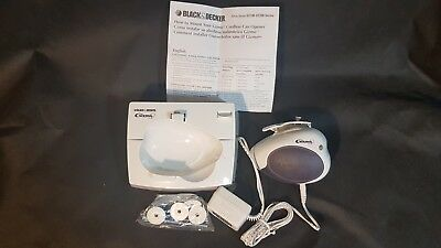 Black & Decker Gizmo Plus Cordless Rechargeable Can Opener GC200 Under Cabinet