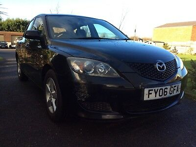 Mazda 3 Sakata 2006 06 Reg Dec 2019 Mot 100'000 Miles With Only 1 Former Owner