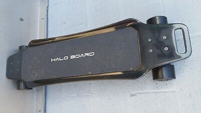 """Halo Board Used Electric Skateboard Carbon Fiber 3rd Generation """"A"""""""
