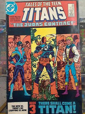 Tales of the Teen Titans #44 - 1st appearance Nightwing - DC Key issue