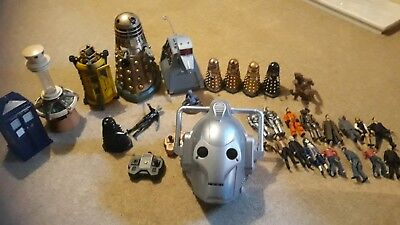 Dr Who collectables (sold as seen)