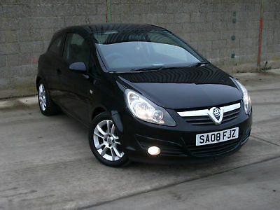 2008 08 Vauxhall Corsa 1.2i SXi, Only 75,000 Miles, FULL MOT ,Great Condition