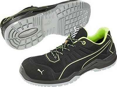 Puma Safety 644215 Fuse TC Mens Green Safety Toe Low SD Work Shoes -Size 9 c65c028f8