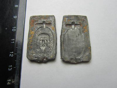 Icon pendant 18-19th century. Casting mold  №511 A 100% original