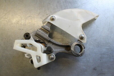 2006 Suzuki Rmz 250 Rmz250 Rear Brake Caliper Guard Mount #20070