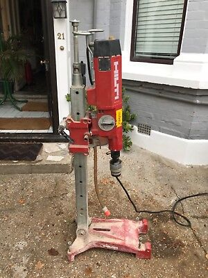 Hilti Diamond Drilling Rig and Attachments.Job Lot