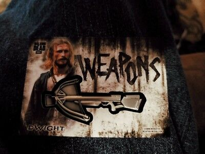 DWIGHT Weapons Crossbow WALKING DEAD Hunters And The Hunted