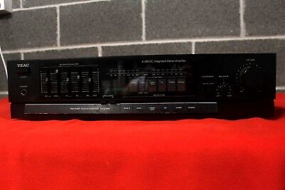 TEAC A-880 DC Integrated Stereo Amplifier