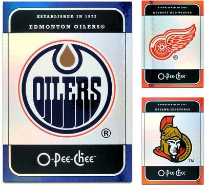 2007-08 OPC Teams Checklist **** PICK YOUR CARD **** From The Inserts LIST