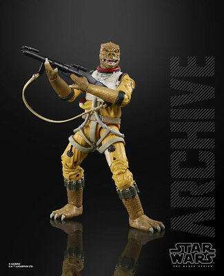 Star Wars The Black Series Archive Bossk 6-Inch Action Figure IN STOCK USA