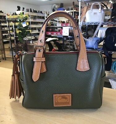 2193cbc61bb8 DOONEY   BOURKE Patterson Leather Small Kendra Satchel -  99.00 ...