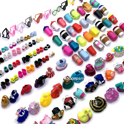 Lot 12Pcs LOL Surprise accessory Glam Glitter KITTY QUEEN Bee Sugar doll gift