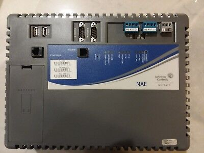 Johnson Controls Metasys MS-NAE5511-1 MS NAE 5511 5510 Controller Ver 8.0