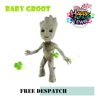 Guardians of the Galaxy Vol.2 Baby Groot 9.5cm Action Figure Toys PVC Gift
