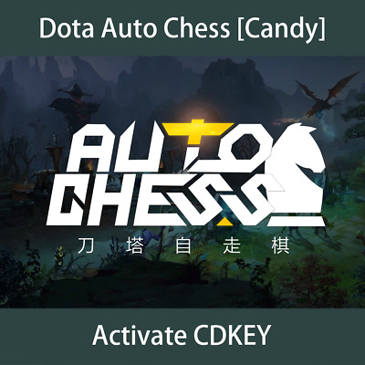 Dota2 Auto Chess 200 Candy CDKEY