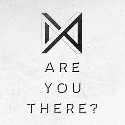 [Kpop Republic] Monsta X 2Nd Album Take.1 'are You There?' + Poster (Ver Iv)