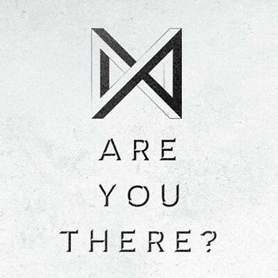 [Kpop Republic] Monsta X 2Nd Album Take.1 'are You There?' + Poster (Ver I)