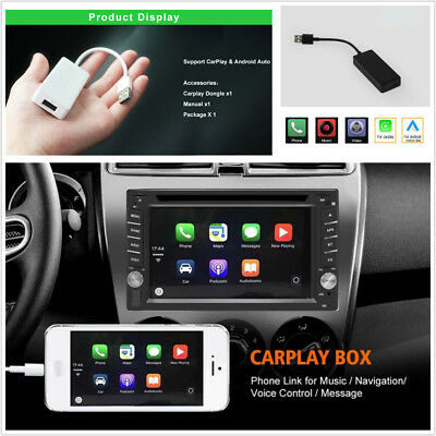 USB CARPLAY DONGLE For Android Apple iPhone WinCE System Car Navigation  Player