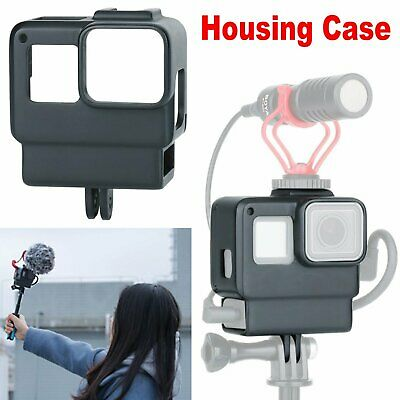 Metal Sport Camera Housing Case Cover Shell Frame Protector for Gopro Hero 7 6 5