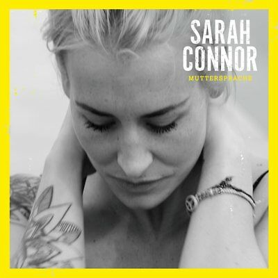 ***Sarah Connor-Muttersprache-Deluxe Edition-Doppel Cd-Papphülle***