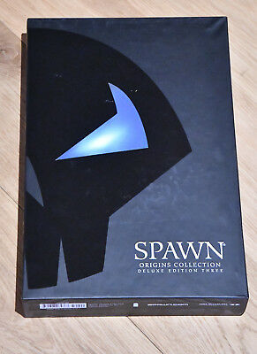 Spawn Origins Collection Deluxe Edition Book Three Signed!